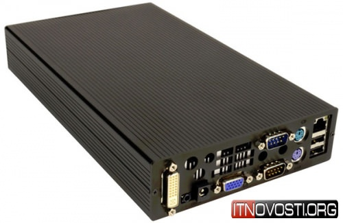 В мини пк Stealth LPC-480 используется процессор Intel Core i7-3610QE