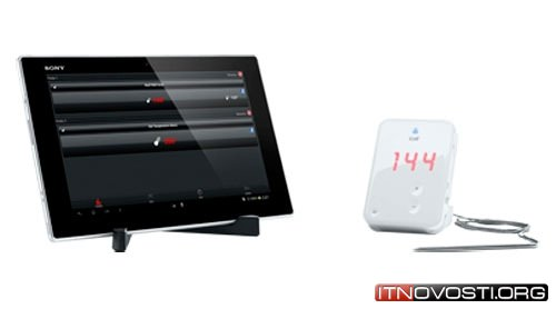 Sony Xperia Tablet Z Kitchen Edition — планшет для кухни