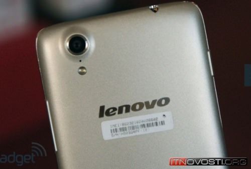 Смартфон Lenovo Vibe X (IdeaPhone S960)