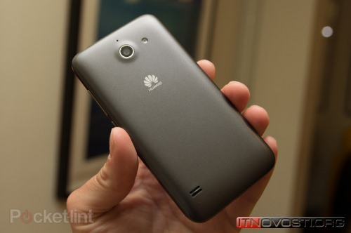 Huawei анонсировала Ascend Mate 7 с дактилоскопическим сканером как в iPhone 5s