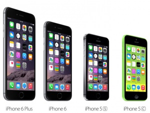 Apple представила iPhone 6, iPhone 6 Plus и часы iWatch